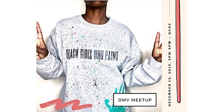 BGWP DMV Meet Up: Paint  Your Tee Party tickets