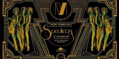 A New Years Eve Speakeasy | Swansea 2019 tickets