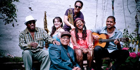 The Gabriel Alegria Afro-Peruvian Sextet:  Winter Wonderland Concert tickets