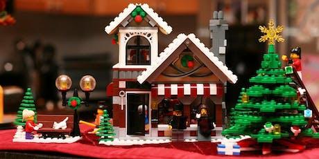 Master Builders Club Children's Brick Building Workshop - A Christmas Catastrophe tickets