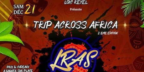 LRAS (Trip Across Africa) tickets