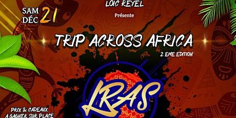 LRAS (Trip Across Africa) billets
