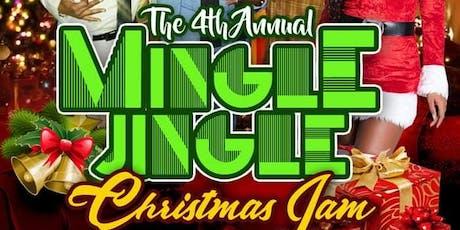 4th Annual Mingle Jingle Christmas Jam tickets