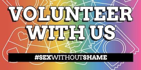 Sexual Health Volunteer Recruitment Evening tickets