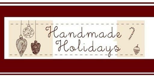 Handmade Holidays Open House