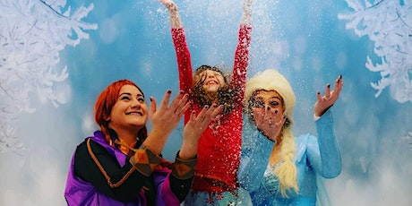 Storytime with Anna & Elsa tickets
