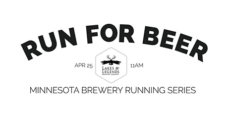Beer Run - Lakes & Legends Brewing Co | 2020 MN  Brewery Running Series tickets