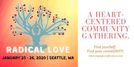 Northwest Yoga Conference 2020 tickets