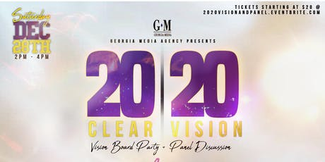 20/20 Clear Vision | Vision Board Party and Panel tickets