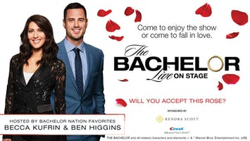 """""""The Bachelor Live on Stage"""""""
