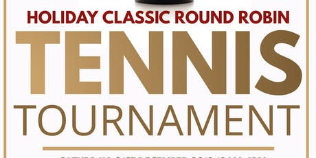 Holiday Classic Round Robin Tennis Tournament tickets