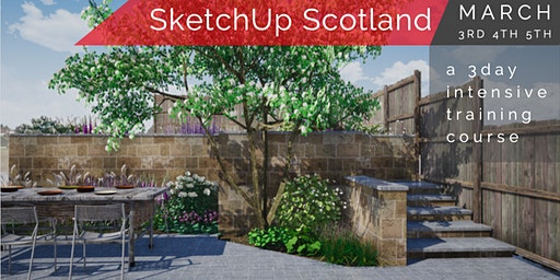 SketchUp Scotland 3Day course