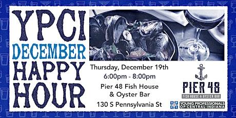 YPCI: December Happy Hour, Pier 48 tickets