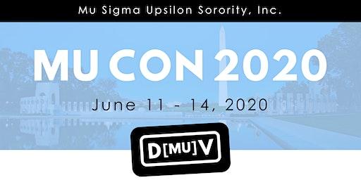 2020 MuCon - DMuV