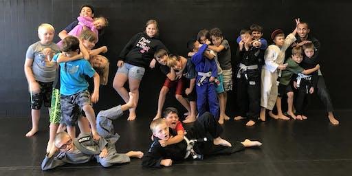Centennial Martial Arts Winter Camp Days Ages 4-12