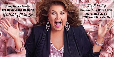 Jump Dance Studio Opening with Abby Lee Miller tickets