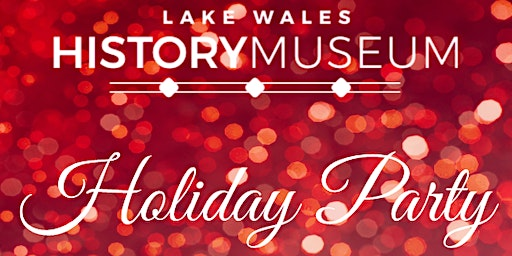 Museum Holiday Party