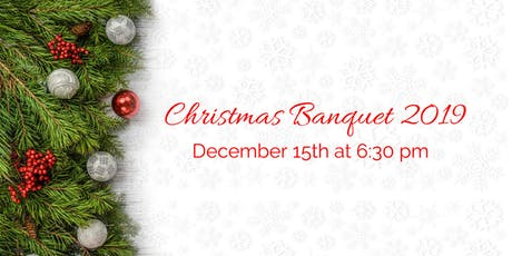 Christmas Banquet 2019 tickets
