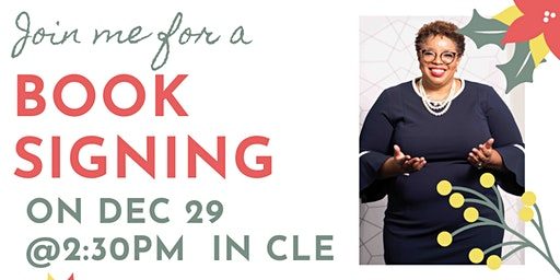 "Book Signing with Lisa Ealy, ""Speaking My Truth"""
