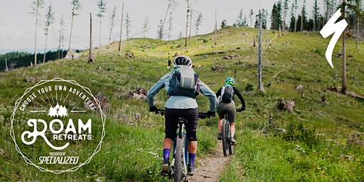 Roam Retreat @ Whitefish MT | A Womxn's MTB Vacation