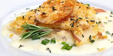 Vegetarian French and American Fusion - Cooking Class by Cozymeal™ tickets