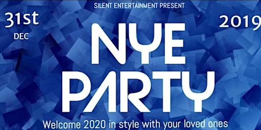 NYE 2019 EXTRAVAGANZA PARTY