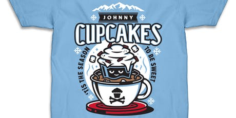 Johnny Cupcakes x Cinnaholic Ho, Ho, Hot Cocoa Pop-Up Shop(Southlake, TX) tickets