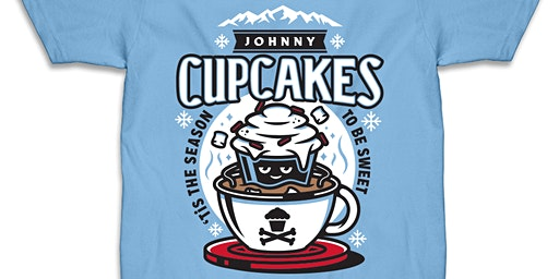 Johnny Cupcakes x Cinnaholic Ho, Ho, Hot Cocoa Pop-Up Shop(Southlake, TX)