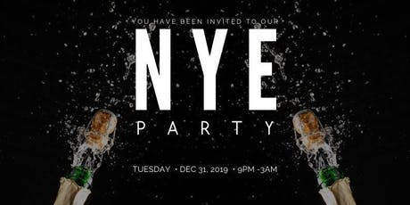CJ Events NYE Party tickets