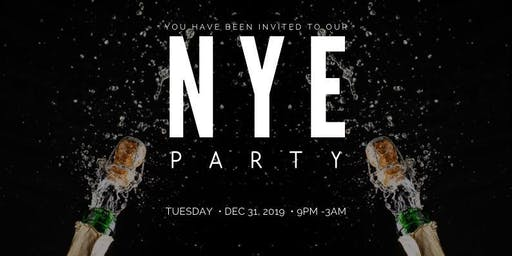 CJ Events NYE Party