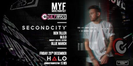 MYF x CLUTBASS w/ Secondcity  tickets