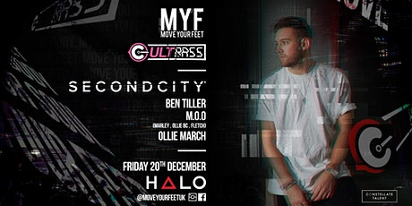 MYF x CultBass w/ Secondcity  tickets
