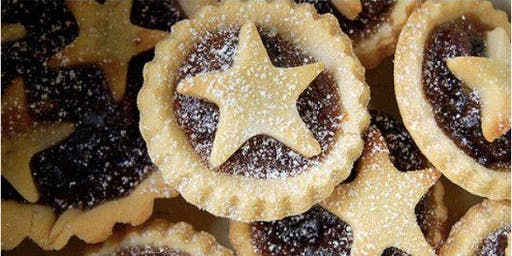 Side by Side Networking event - Mindfullness and Mincepies Morning