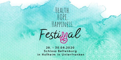HEALTH. HOPE. HAPPINESS Festival