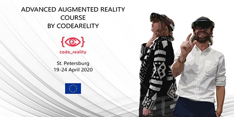 Advanced Augmented Reality Course by Code Reality tickets