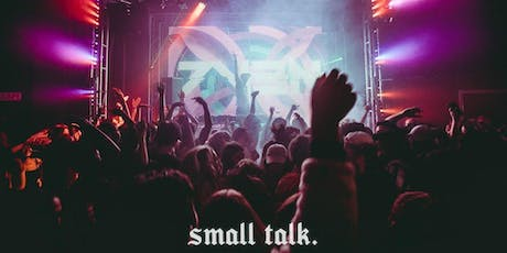 Small talk. | end of semester christmas thing (U18) tickets