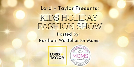 Kids Holiday Fashion Show