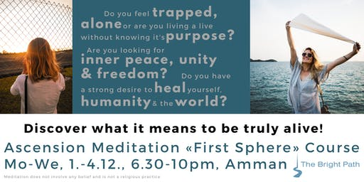Ascension Meditation «First Sphere» Evening Course