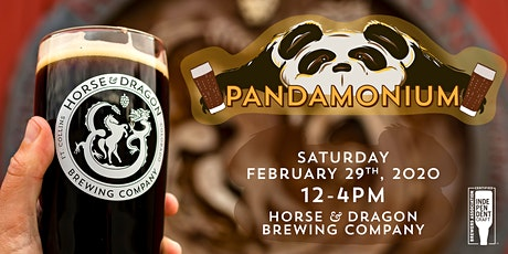 Pandamonium! tickets