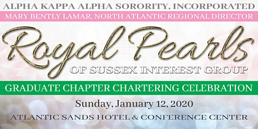 Chartering Luncheon for the Royal Pearls of Sussex