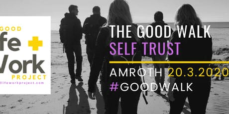 Good Walk | Amroth, Pembrokeshire | Moderate level walk exploring trust tickets