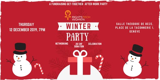 RightsTech Women Winter Party
