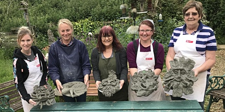 Green Man!- 1 day Sculpture Workshop using Pal Tiya Premium tickets