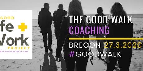 Good Walk | Brecon Waterfalls | Moderate level walk exploring coaching tickets