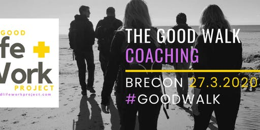 Good Walk | Brecon Waterfalls | Moderate level walk exploring coaching