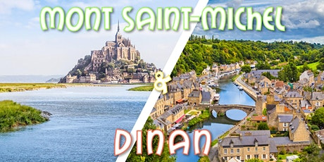 Weekend Mont Saint Michel & Cité médiévale Dinan billets