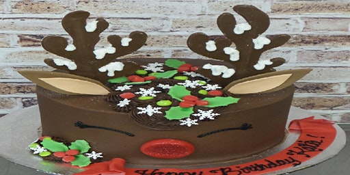 Holiday Reindeer Winter Camp