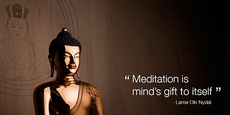 Introductory Lecture on Buddhism and Meditation tickets