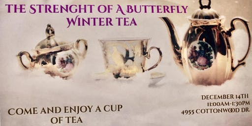 Mcfarland Community Center Annual Winter Tea