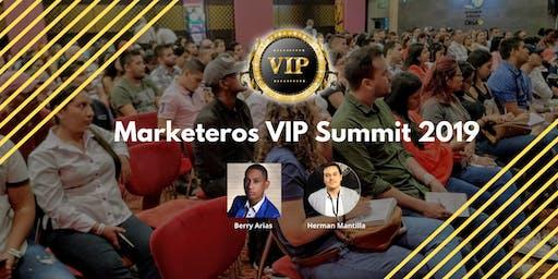 Marketeros VIP Summit 2019